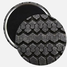 Tire Tracks Magnet