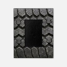 Tire Tracks Picture Frame