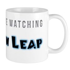 Id Rather Be Watching Quantum Leap Mugs