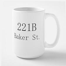 221B Mugs