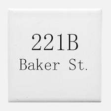 221B Tile Coaster