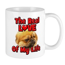 RealLoveOfMyLife Pekingnese Mugs