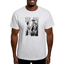 Evolution of English T-Shirt