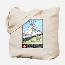 The Matterhorn Shop Tote Bag