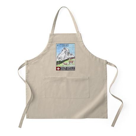 The Matterhorn Shop BBQ Apron