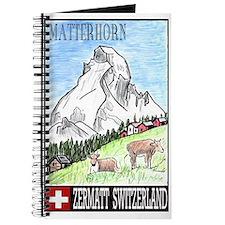 The Matterhorn Shop Journal