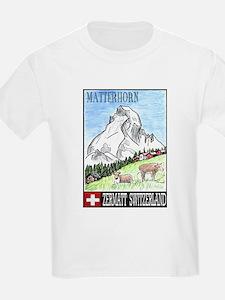 The Matterhorn Shop T-Shirt