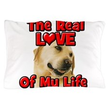 RealLoveOfMyLife Lab Pillow Case