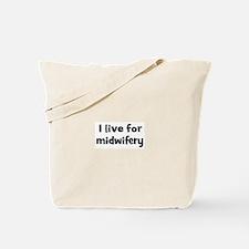 midwifery teacher Tote Bag