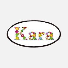 Kara Bright Flowers Patch
