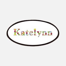 Katelynn Bright Flowers Patch