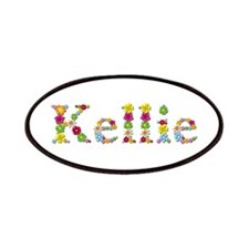 Kellie Bright Flowers Patch