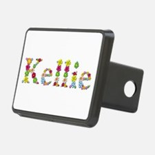 Kellie Bright Flowers Hitch Cover