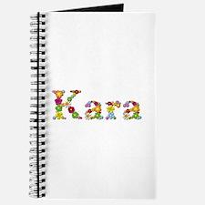 Kara Bright Flowers Journal