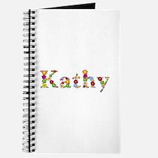 Kathy Bright Flowers Journal