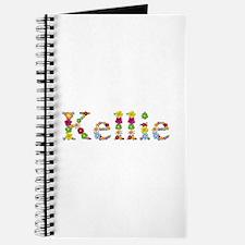 Kellie Bright Flowers Journal