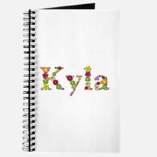 Kyla Bright Flowers Journal