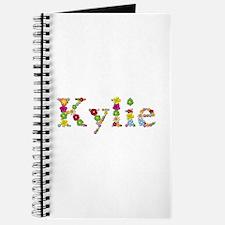 Kylie Bright Flowers Journal