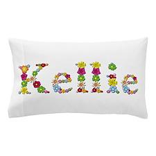 Kellie Bright Flowers Pillow Case