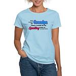 Grandpa - No Spoiling! Women's Light T-Shirt