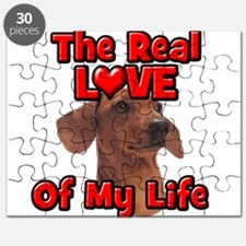 RealLoveOfMyLife Dachshund Puzzle