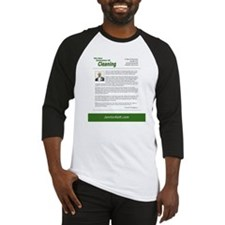 New Generation of Cleaning Baseball Jersey