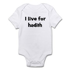 Live for hadith Infant Bodysuit
