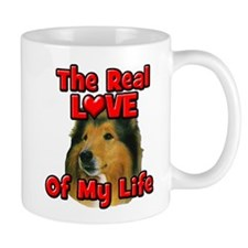RealLoveOfMyLife Collie Mugs