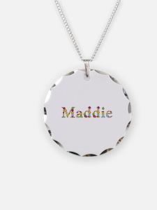 Maddie Bright Flowers Necklace