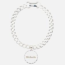 Michaela Bright Flowers Bracelet