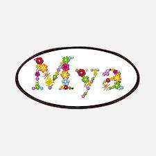 Mya Bright Flowers Patch