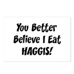 Haggis Postcards (Package of 8)