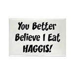Haggis Rectangle Magnet