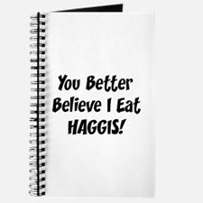 Haggis Journal