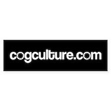 Cog Culture Bumper Bumper Sticker
