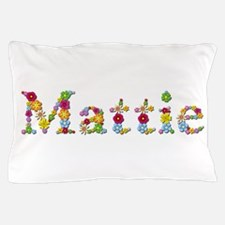 Mattie Bright Flowers Pillow Case