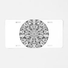 Mandala Spirit 3 Png Aluminum License Plate