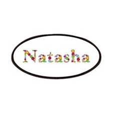 Natasha Bright Flowers Patch