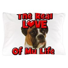 RealLoveOfMyLife Boxer Pillow Case