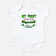 Algerian baby design Infant Bodysuit
