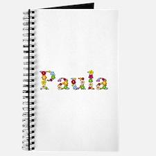 Paula Bright Flowers Journal