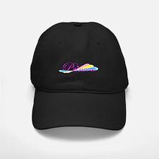 Rainbow Princess Baseball Hat