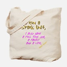 Canadian Spark leader Tote Bag