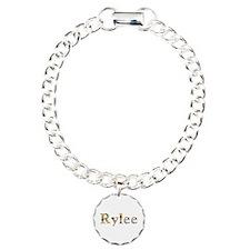Rylee Bright Flowers Charm Bracelet