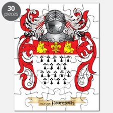 Taylor (Ireland) Family Crest (Coat of Arms Puzzle