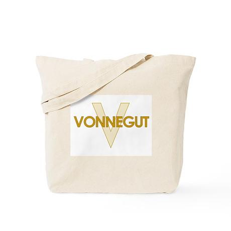 Kurt Vonnegut Tote Bag