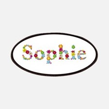 Sophie Bright Flowers Patch