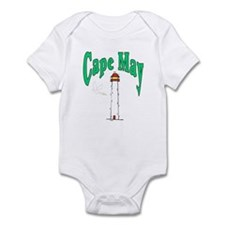 Cape May, New Jersey Onesie