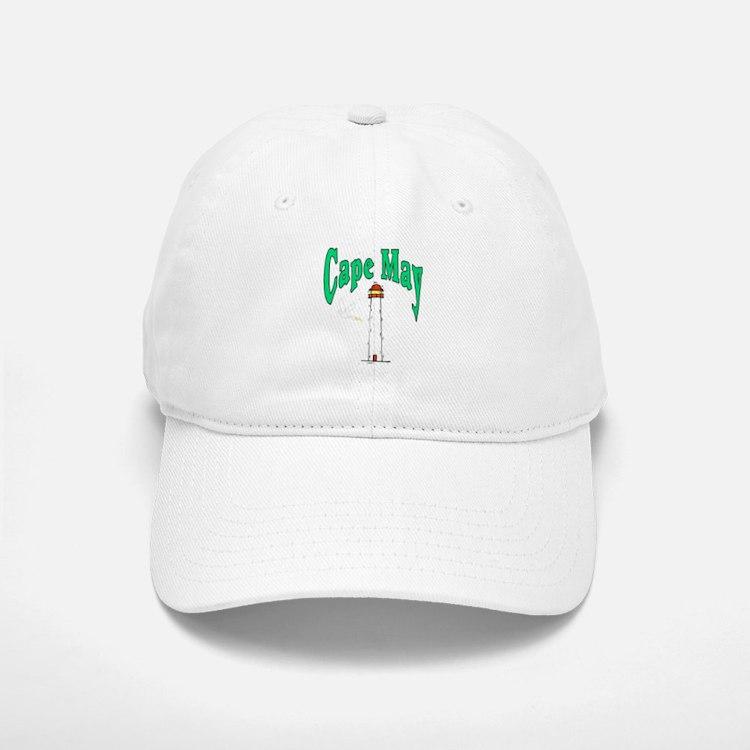 Baseball Baseball Cape May, New Jersey Baseball Baseball Cap