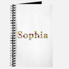Sophia Bright Flowers Journal
